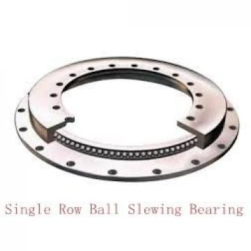 static and dynamic loading analysis of welding slewing ring bearing for high quality slewing ring