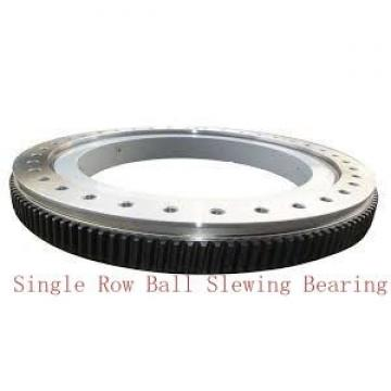 three row roller small slewing bearing with gear