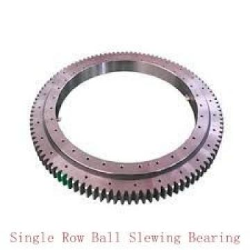 Automotive seats processing line slewing ring VU130225