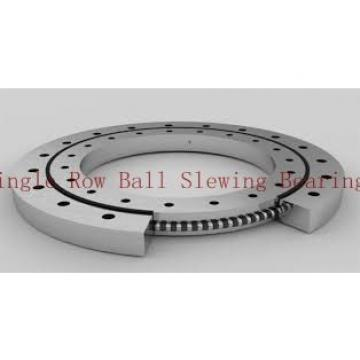 Heavy Duty of Slewing Drives with Hydraulic Motor for Solar Construction Machine