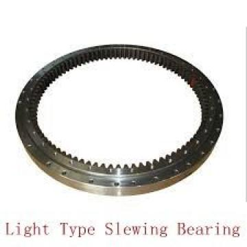Factory directly sales Double row slewing ring bearing for wind turbine and crane
