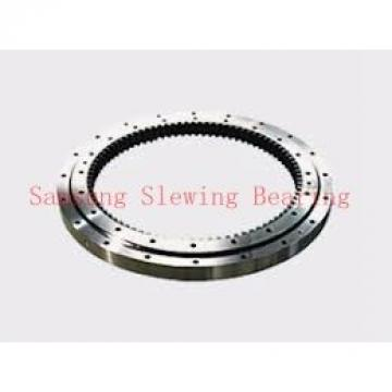 heave load double row ball slewing ring bearing
