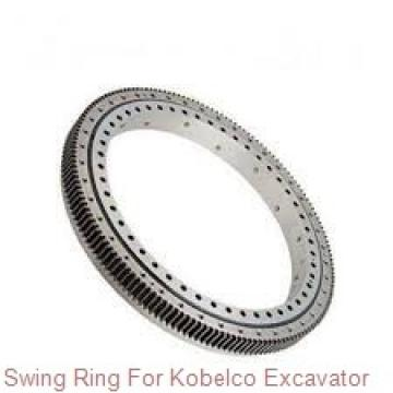 external gear three row roller slewing bearing