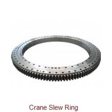 Listed company construction machinery single row angular contact ball type slewing bearing