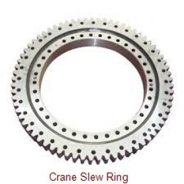 double rows large slewing ring for military robot equipment