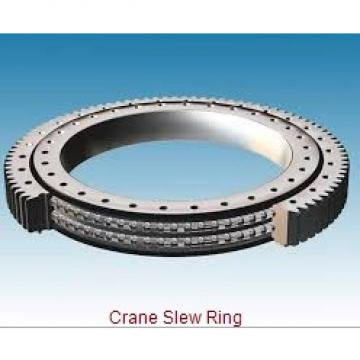 high precision three row roller mechanical slewing bearing for port machine