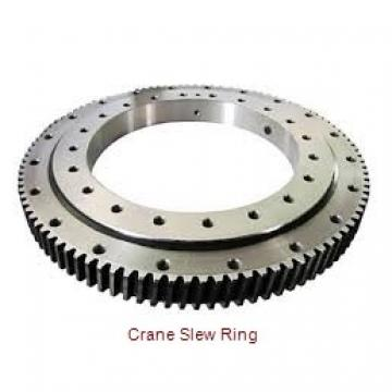 Chinese Slewing Drive with High Quality Precision and Long Life for Tracker System 24V DC Motor