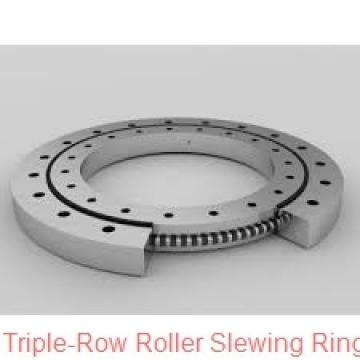 slewing ring for boat lifting gantry crane