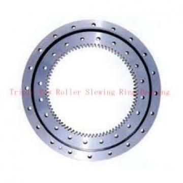 construction machinery three row roller type slewing ring bearing,turntable bearing