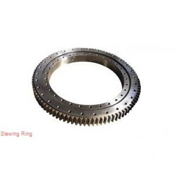 internal gear thin type slewing ring bearing,turntable bearing