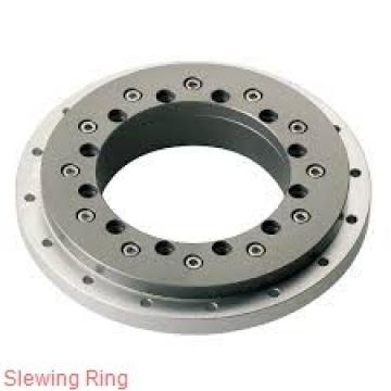 Cross roller slewing ring for rotating AGV and robot arm