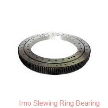 hot sales thin types four point contact ball slewing gear bearing,turntable bearing