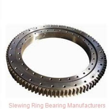 high quality three row roller slewing bearing used on truck crane