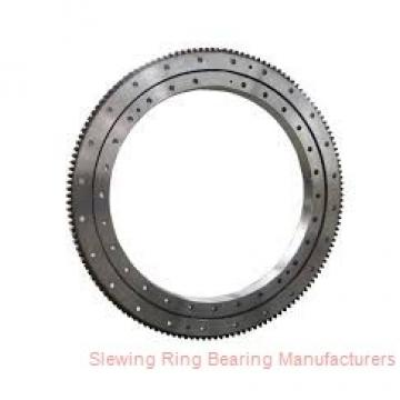 public company hot sales slewing ring bearing for truck mounted aerial platform