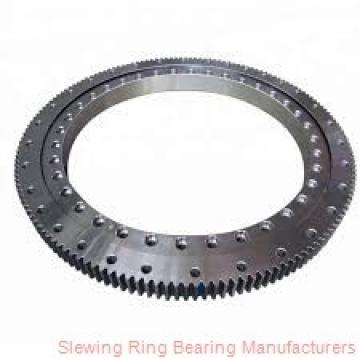 XSU080398 rotary axis bearing for CNC machine crossed cylindrical roller