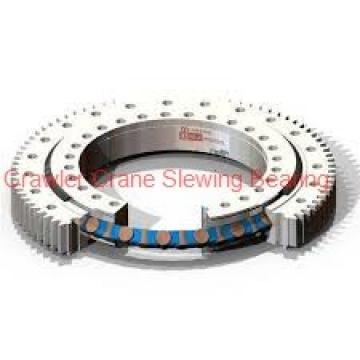 Single-Row Ball Four-Point Contact Ball Slewing Bearing for Tower Crane