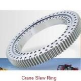 Thin slewing ring bearing for Oil & gas slewing rings